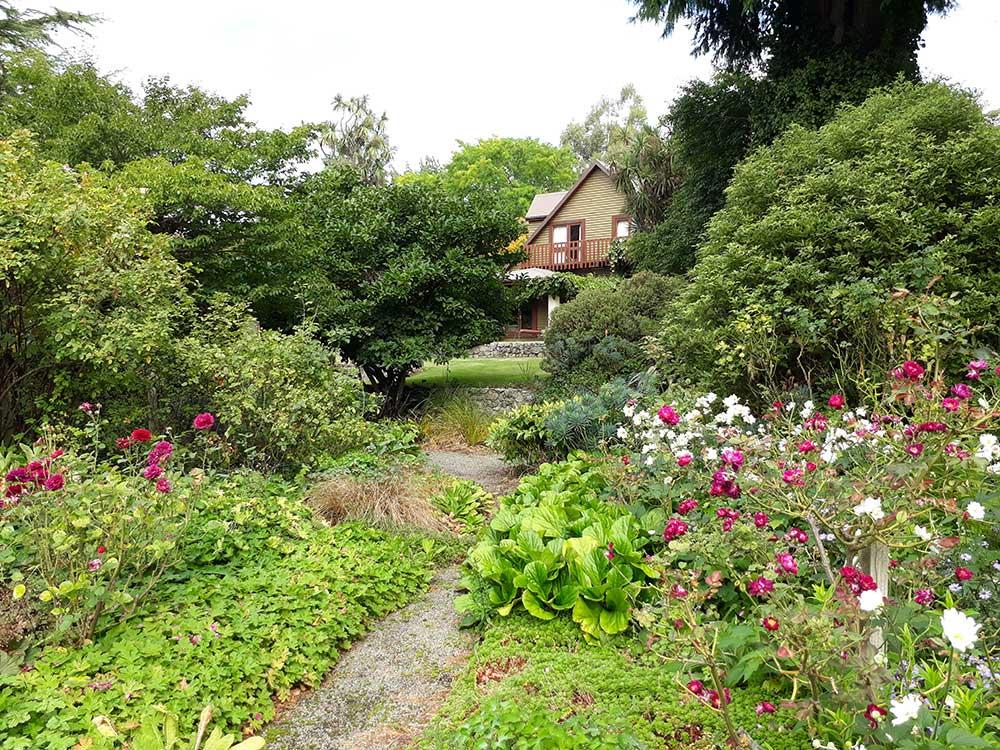 North Canterbury Garden Tours